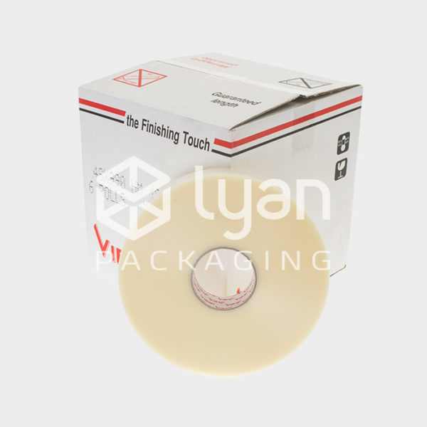 VIBAC Hot Melt Clear Machine Tape 48mm x 990