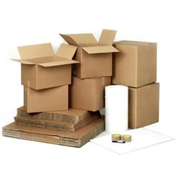 House Removal Boxes & Supplies